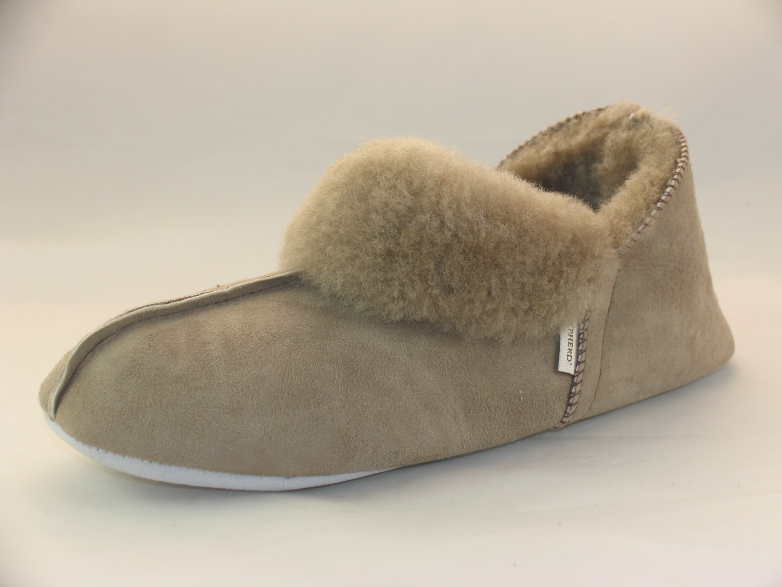 ceac21a45 Details about Womens Shepherd Nina Full Sheepskin Slippers